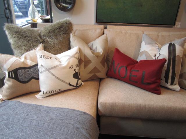 Holiday Pillows 2