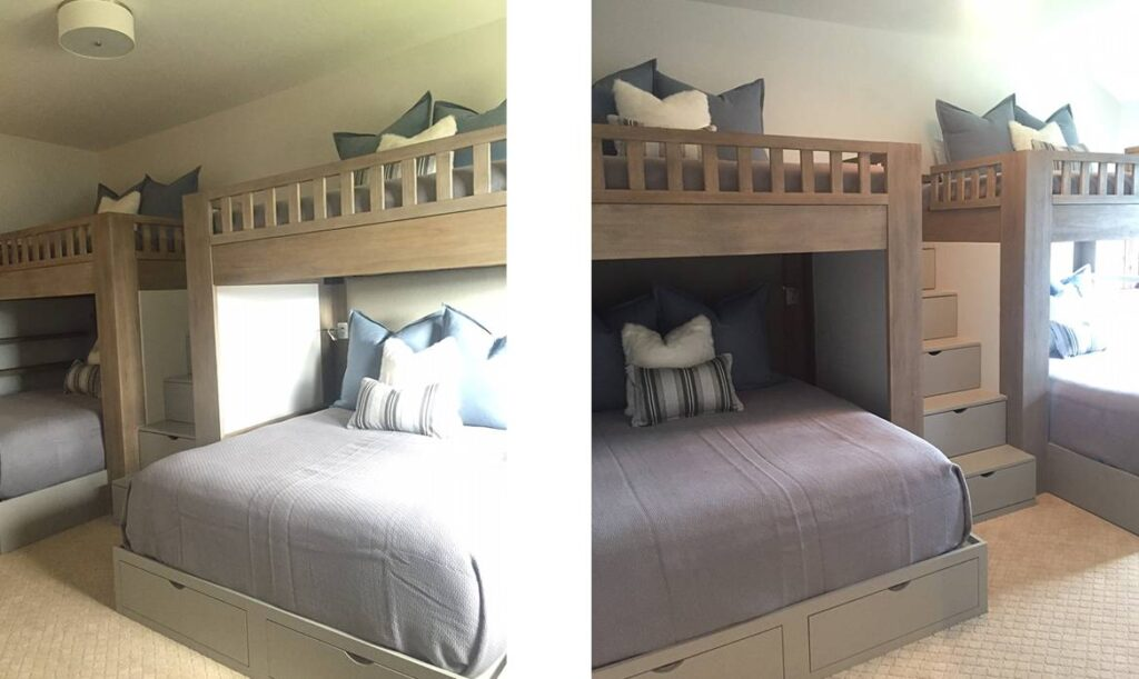 bunk room 2 beds