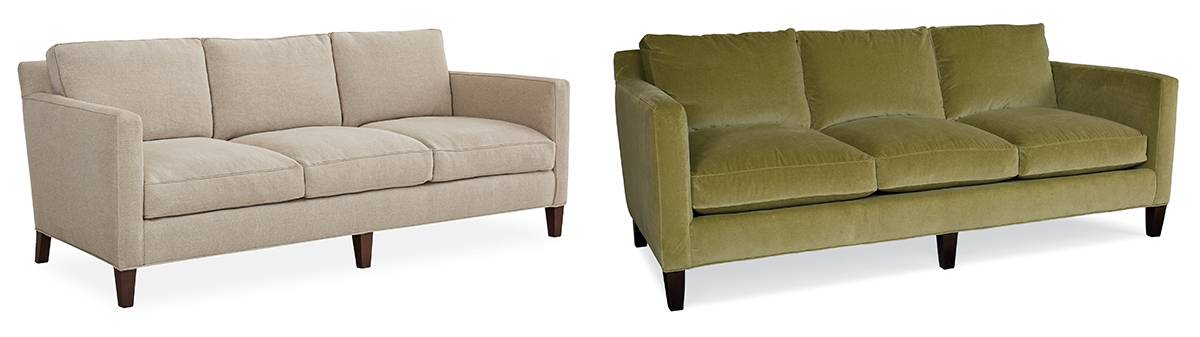 ... Custom Piece For An Updated Living Room. Which One Do You Like More U2013  The Neutral Or The Bold, Inviting Green? Change Your Upholstery; Change  Your Life.