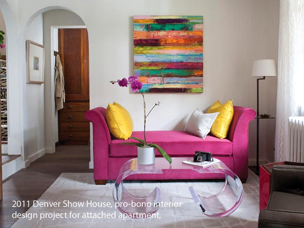 colors add life to any room